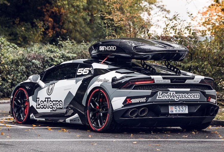 jon olsson picks up his new supercharged lamborghini huracan moto networks. Black Bedroom Furniture Sets. Home Design Ideas