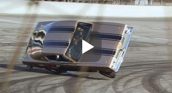 Jay Leno crash
