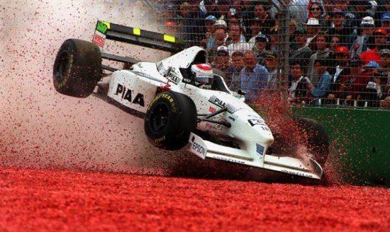 Jos Verstappen 1997