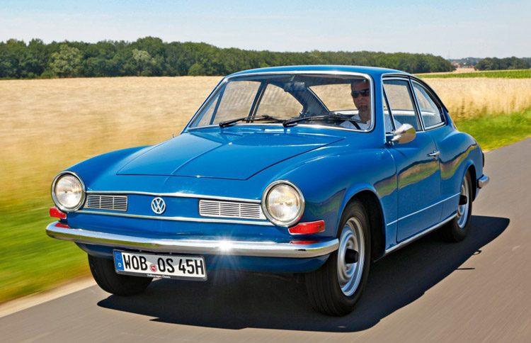 De Volkswagen Karmann Ghia Die Iedereen Vergeet Autoblog Nl