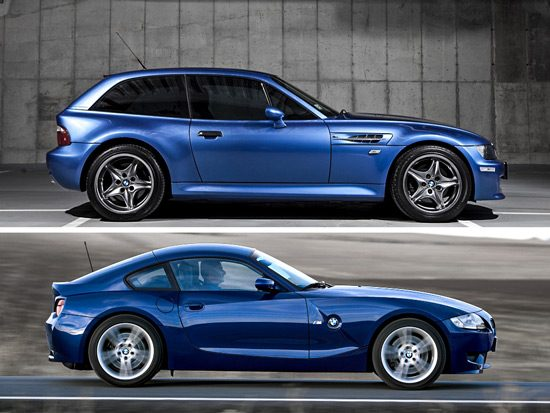 Kies Maar Bmw Z3m Coup 233 Of Z4m Coup 233 Autoblog Nl