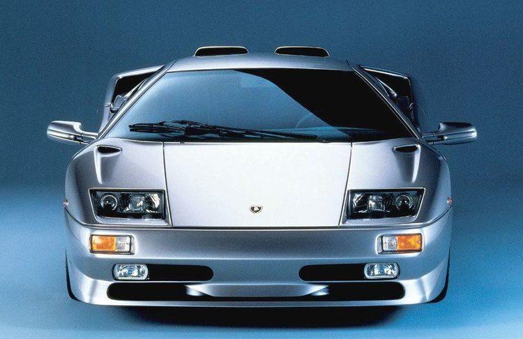 Klassieker Lamborghini Diablo Sv Autoblog Nl