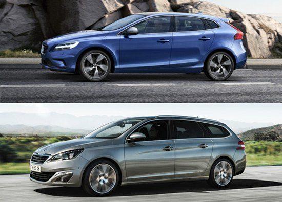 Lease top 10: de populairste auto