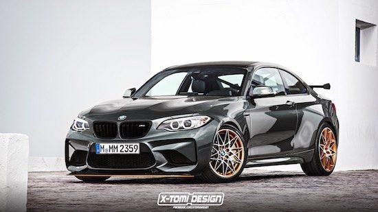 BMW M2 GTS?
