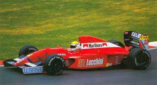 Dallara Ferrari