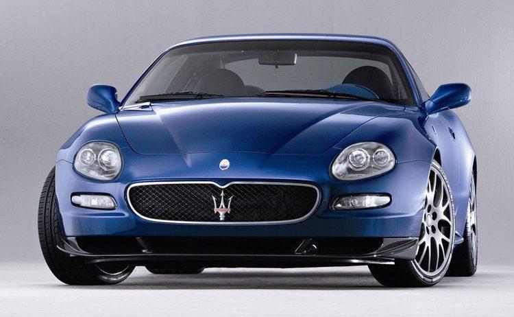 Maserati Gran Sport MC Victory
