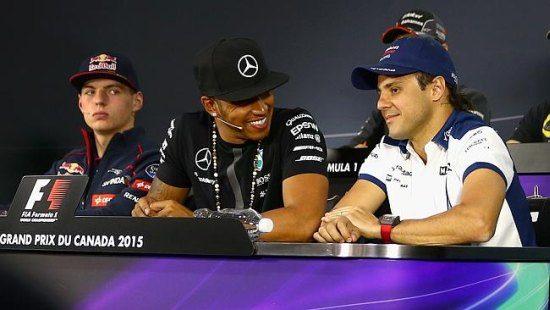 Huh? Zelfs Felipe Massa is superpositief over Max