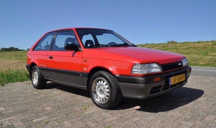 Mazda 323 4x4 Turbo