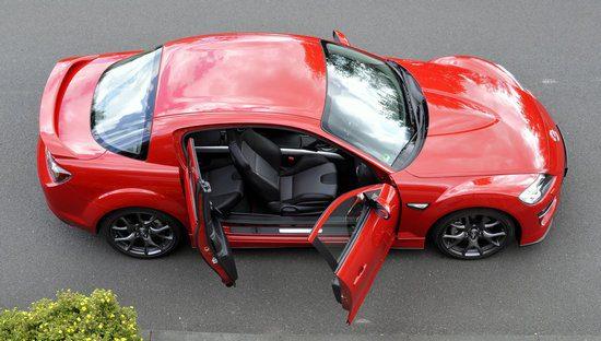 Mazda RX-8 R3