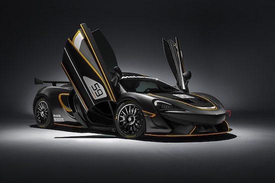 McLaren 570 GT4