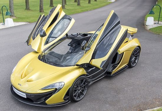koop de enige mclaren p1 met een chte bmw kleur. Black Bedroom Furniture Sets. Home Design Ideas