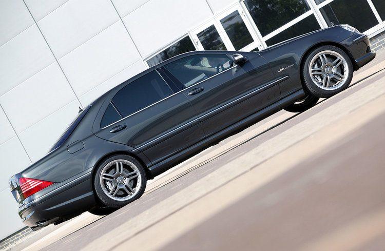 Mercedes-Benz S65 AMG Lang