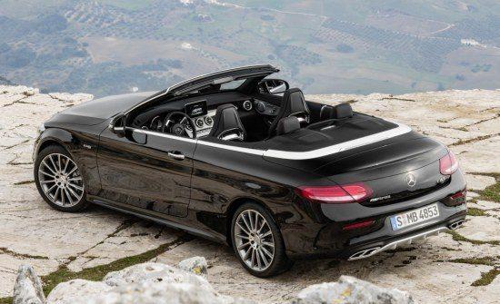 Officieel: de Mercedes-AMG C43 4MATIC Cabriolet