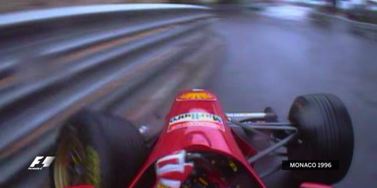 Schumacher crasht in Monaco