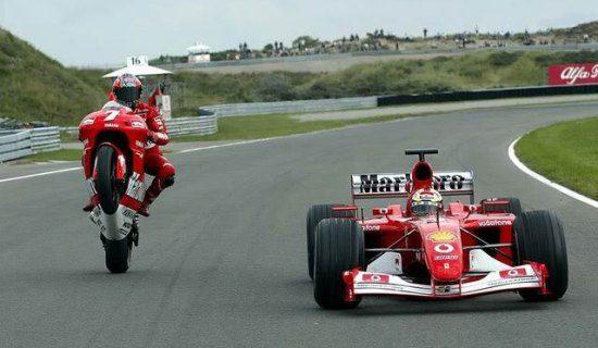 MotoGP vs Formule 1: wat is sneller? De harde cijfers.