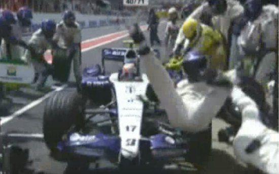 Lijstje! 12 enorme pitstopblunders in de Formule 1