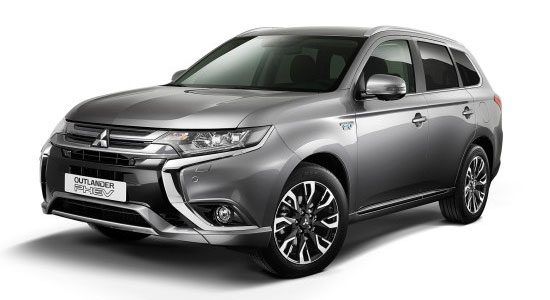 Outlander PHEV is een verkooptopper