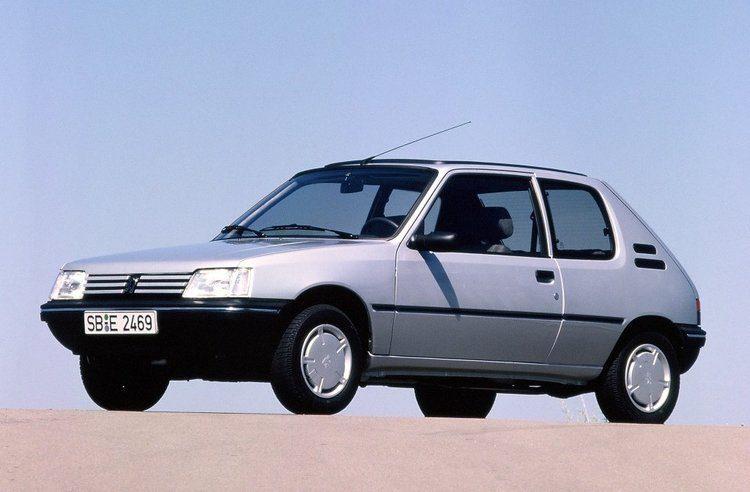 Peugeot 205: Een sterk nummer!