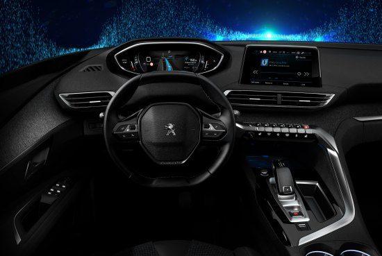 Dit is Peugeot's nieuwe i-Cockpit