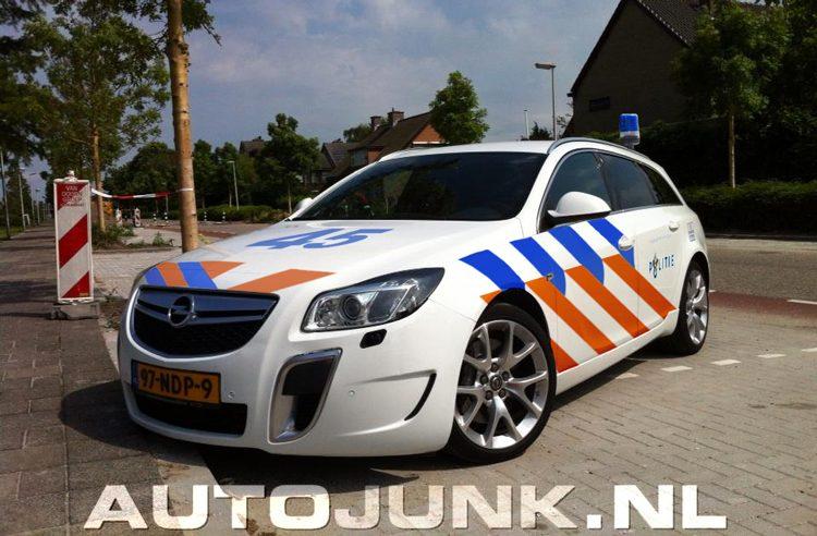 Politie-insignia