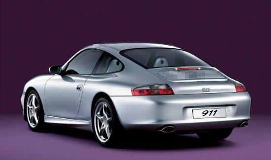 Porsche 911 40 Jahre 911