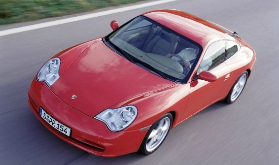 996.2 Carrera Guards Red
