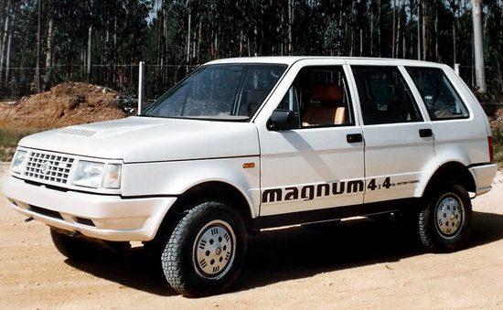 Rayton-Fissore Magnum 4x4 VIP