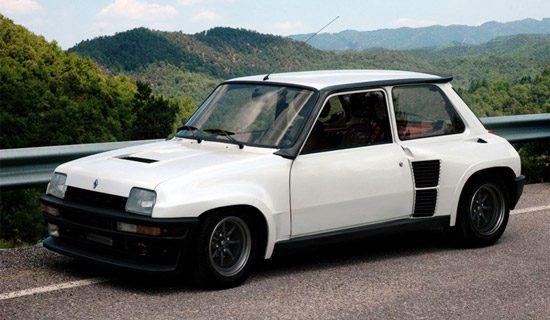 Renault 5 Turbo II