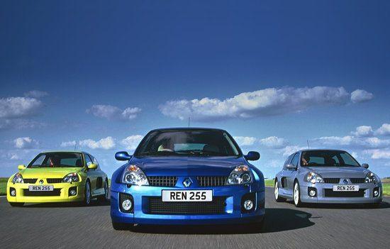 Clio V6, Clio V6 en Clio V6