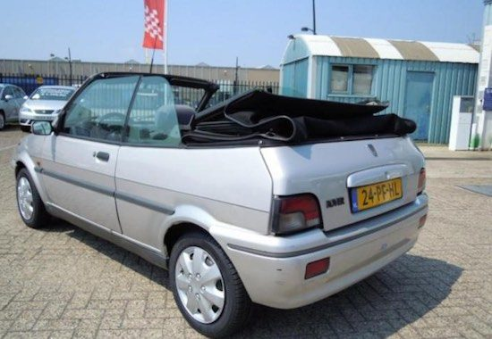 Rover 111 cabrio