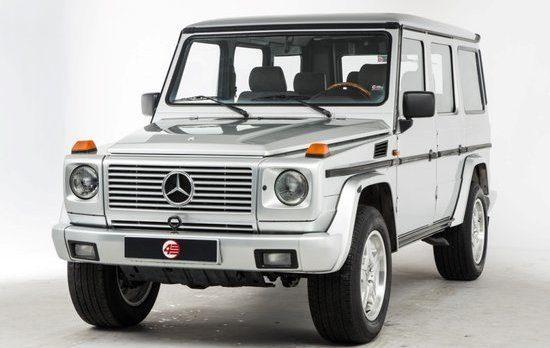 Mercedes-Benz G36 AMG