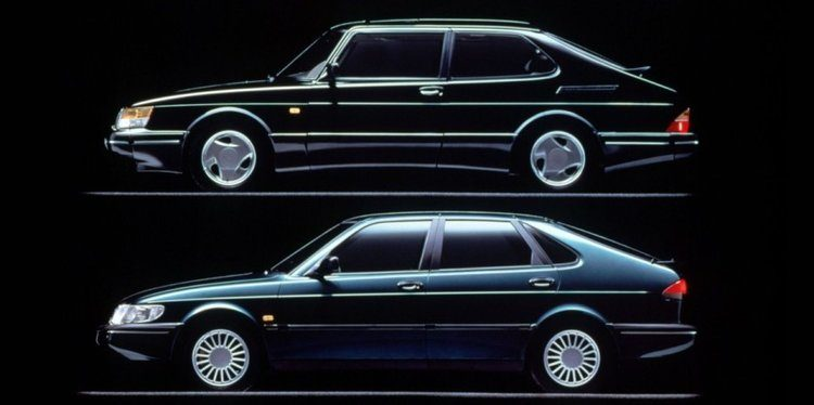 Saab 900 Turbo Coupe & Saab 900 Turbo Liftback