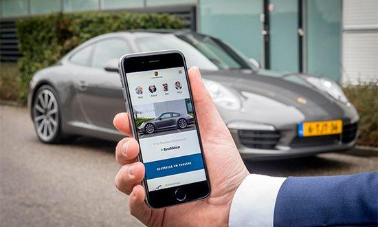 Share a Porsche: een Porsche leasen met je vrienden
