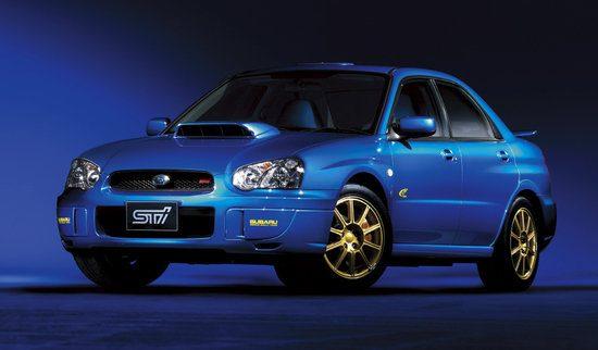 Subaru Impreza WRX STI Spec-C WR Limited