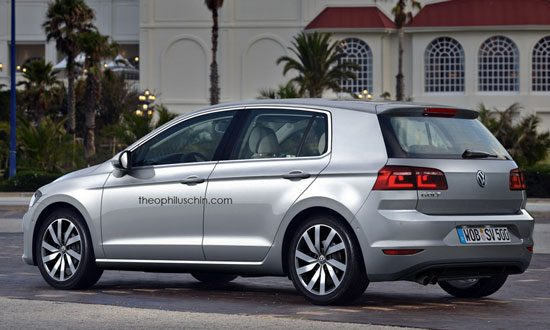 wat we weten over de volkswagen golf 8. Black Bedroom Furniture Sets. Home Design Ideas