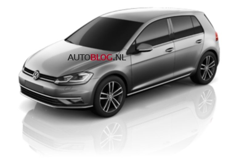 Golf facelift