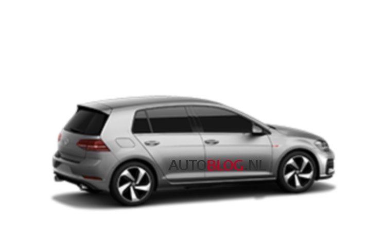Golf GTI facelift