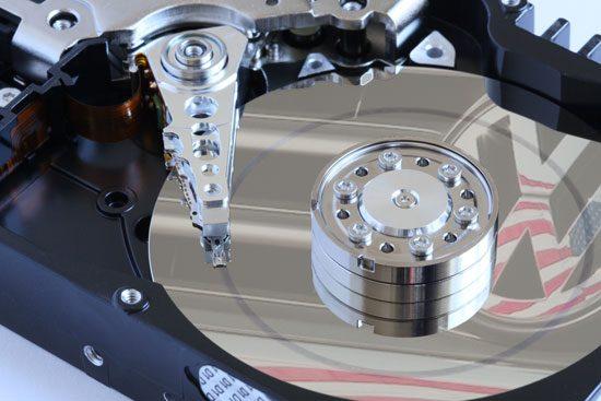 Volskwagen hard disks