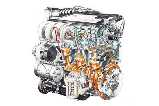 Techniek: de beroemde Volkswagen VR6-motor