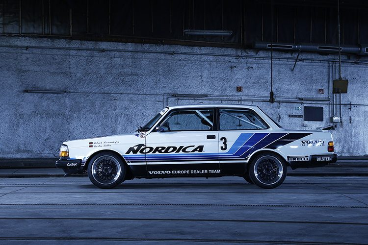 Volvo 242 Turbo Evolution Heico