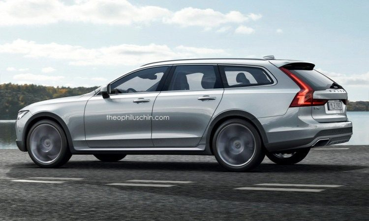 Volvo bevestigt V90 Cross Country