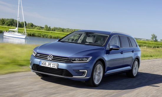 VW Passat GTE Connected Series: extra luxueuze PHEV