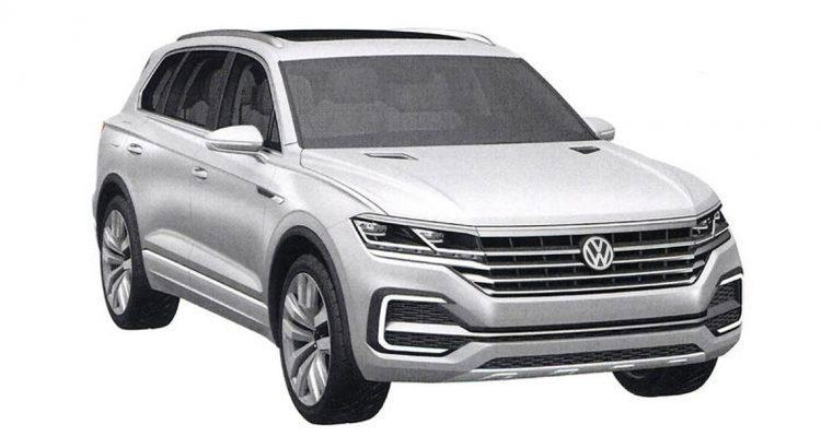 Volkswagen Touareg of toch niet
