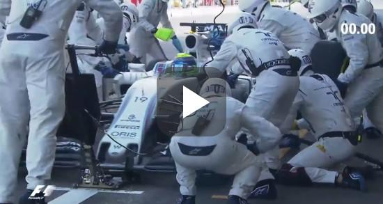 Pitstop record