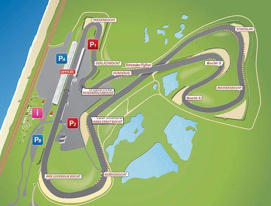 Autobloglezer maakt Zandvoort alvast Formule 1-proof
