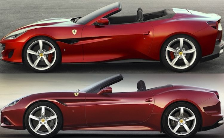 vergelijking ferrari portofino vs california t autoservice goes. Black Bedroom Furniture Sets. Home Design Ideas