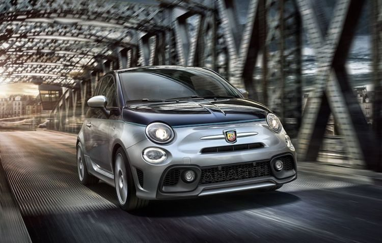Abarth 695 Rivale is een sexy bommetje