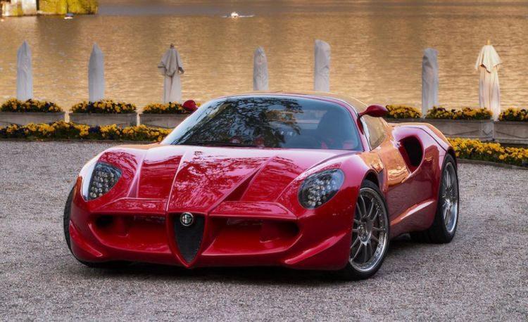 Deze sappige Alfa is gebaseerd op de 159