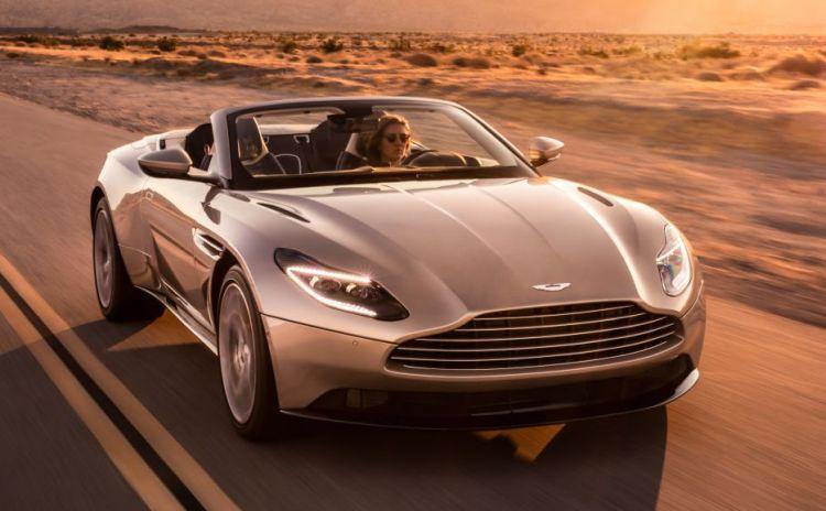 De Aston Martin DB11 is officieel een schoonheid