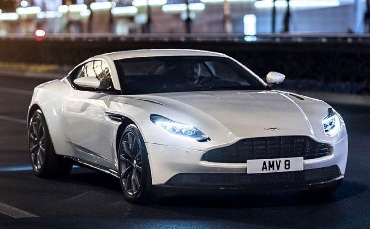 Dit kost de Aston Martin DB11 met V8